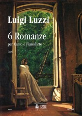 Luzzi, Luigi : 6 Romances for Voice and Piano