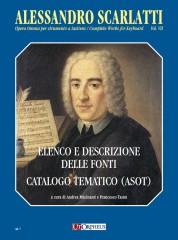 Scarlatti, Alessandro : Complete Works for Keyboard - Vol. 7