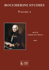 Boccherini Studies Vol. 2