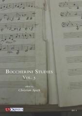 Boccherini Studies Vol. 5