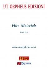 Hire Materials