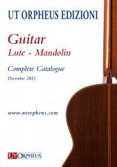 Guitar - Lute - Mandolin