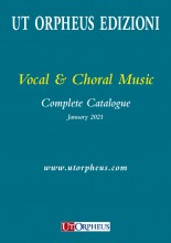 Vocal & Choral Music