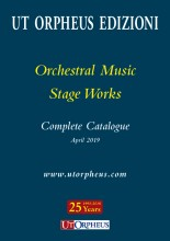 Orchestral Music - Stage Works