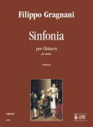 Gragnani, Filippo : Sinfonia for Guitar