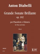 Diabelli, Anton : Grande Sonate Brillante Op. 102 for Piano and Guitar