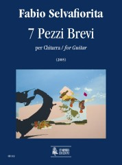 Selvafiorita, Fabio : 7 Pezzi Brevi for Guitar (2005)