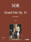Sor, Fernando : Grand Solo Op. 14 for Guitar