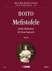 Boito, Arrigo : Mefistofele