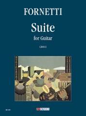 Fornetti, Massimo : Suite for Guitar (2011)