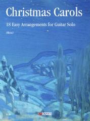 Christmas Carols. 18 Easy Arrangements for Guitar Solo