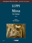 Luppi, Gian Paolo : Missa for Guitar (2006)