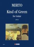 Mirto, Giorgio : Kind of Green for Guitar (2013)