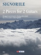 Signorile, Giorgio : 2 Pieces for 2 Guitars (2013)