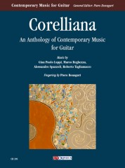 Corelliana. An Anthology of Contemporary Music for Guitar (Luppi, Reghezza, Spazzoli, Tagliamacco)