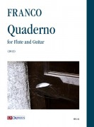 Franco, Alfredo : Quaderno for Flute and Guitar (2013)