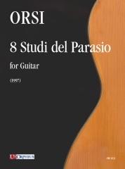 Orsi, Andrea : 8 Studi del Parasio for Guitar (1997)