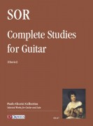 Sor, Fernando : Complete Studies for Guitar