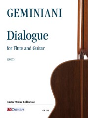 Geminiani, Paolo : Dialogue for Flute and Guitar (2007)
