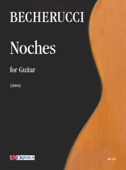 Becherucci, Eugenio : Noches for Guitar (2004)