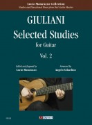 Giuliani, Mauro : Selected Studies for Guitar - Vol. 2