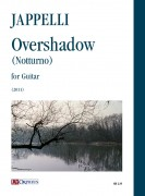 Jappelli, Nicola : Overshadow (Notturno) for Guitar (2011)