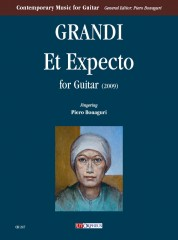 Grandi, Cesare Augusto : Et Expecto for Guitar (2009)