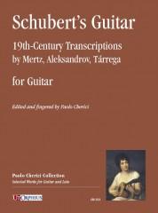 Schubert, Franz : Schubert's Guitar for Guitar