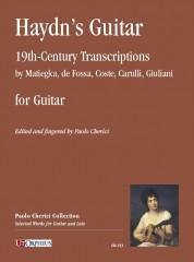 Haydn, Franz Josef : Haydn's Guitar for Guitar