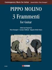 Molino, Pippo : 3 Frammenti for Guitar
