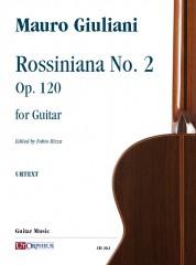 Giuliani, Mauro : Rossiniana No. 2 Op. 120 for Guitar