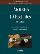 Tárrega, Francisco : 19 Preludes for Guitar