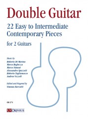 Double Guitar. 22 Easy to Intermediate Contemporary Pieces for 2 Guitars