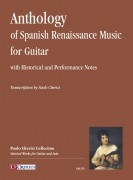 Anthology of Spanish Renaissance Music for Guitar