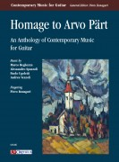 Homage to Arvo Pärt. An Anthology of Contemporary Music for Guitar (Reghezza, Spazzoli, Ugoletti, Vezzoli)