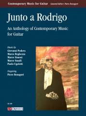 Junto a Rodrigo. An Anthology of Contemporary Music for Guitar (Podera, Reghezza, Simoni, Smaili, Ugoletti)
