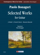 Bonaguri, Paolo : Selected Works for Guitar