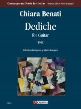 Benati, Chiara : Dediche for Guitar (1991)