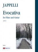 Jappelli, Nicola : Evocativa for Flute and Guitar (2013)