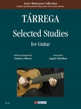 Tárrega, Francisco : Selected Studies for Guitar