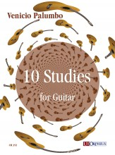 Palumbo, Venicio : 10 Studies for Guitar
