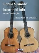 Signorile, Giorgio : Around the bonfire. 16 Easy Duets for 2 Guitars
