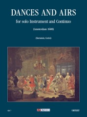 Dances and Airs for solo Instrument and Continuo