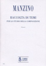 Manzino, Giuseppe : Collection of themes for the study of Composition
