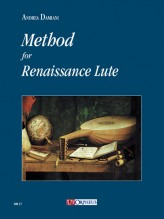 Damiani, Andrea : Method for Renaissance Lute