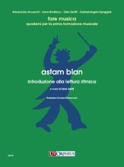 Seritti, Ester : Astam blan. Introduzione alla lettura ritmica