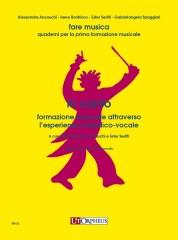 Anceschi, Alessandra - Seritti, Ester : In canto. Formazione musicale attraverso l'esperienza melodico-vocale