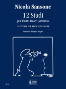 Sansone, Nicola : 12 Studies for Treble Recorder