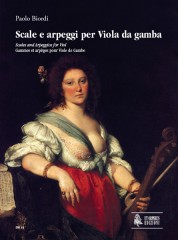 Biordi, Paolo : Scales and Arpeggios for Viol