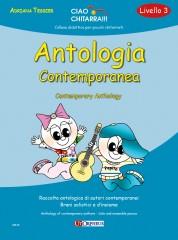 Tessier, Adriana : Antologia Contemporanea (Livello 3). Raccolta antologica di autori contemporanei. Brani solistici e d'insieme